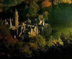 pictures of fairy tale castles