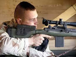 marine designated marksman