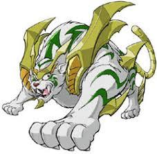 beyblade tiger