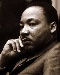 on Martin Luther King Jrs