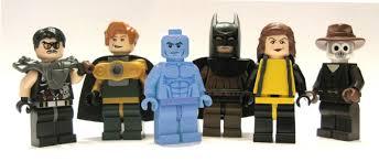 custom lego men