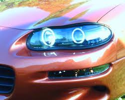 camaro head lights