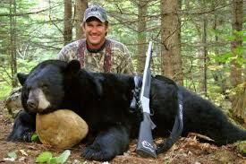 black bear hunt