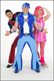 lazytown posters