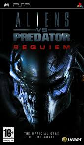 alien vs predator psp game