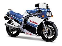1986 suzuki gsxr