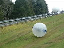 huge bouncy ball