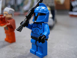 lego blue clone trooper