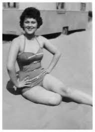 50s style swimwear