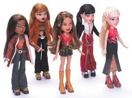 bratz fashion dolls