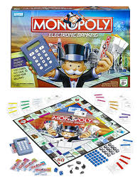 monopoly with credit cards