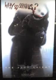 joker dark knight poster