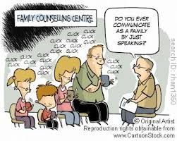 communication with family