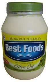 bestfoods mayonnaise