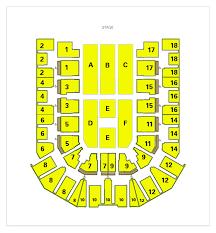 liverpool echo arena seating