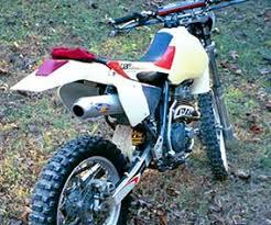 1996 honda xr400r