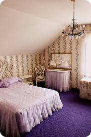 light purple bedding