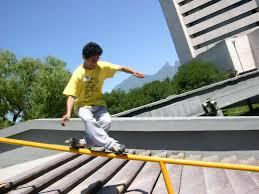 aggressive roller skate