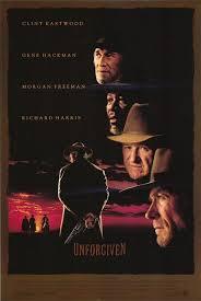 unforgiven dvd