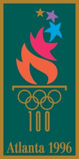 1996 olympics logo