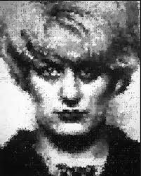 myra hindley portrait