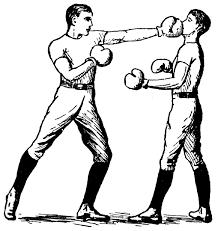 clip art boxing