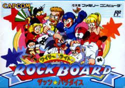 rock board