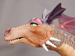 shrek dragon toy