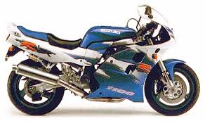 1994 suzuki gsxr 1100