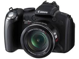 canon ps sx1 is