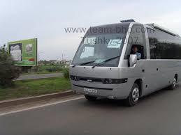 new mini bus