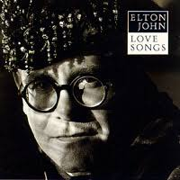 Elton John - Love Songs (pickwick Label)