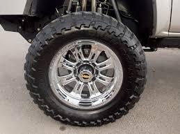 chevy 2500 wheels