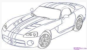 car draw