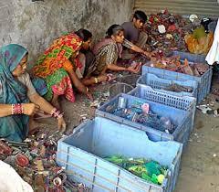 plastic sorting