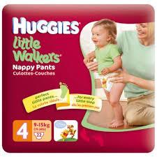 huggies little walker