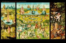 garden of earthly delights painting