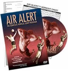 air alert workout schedule