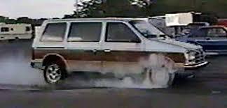 custom dodge caravan
