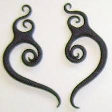 gauge earrings