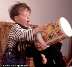 children tantrum
