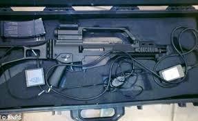 police issue guns