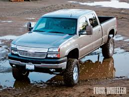 2006 chevy trucks