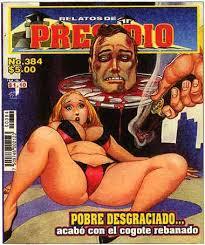 mexico comics