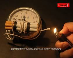 nhs anti smoking campaign