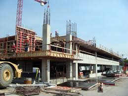 parking garage construction