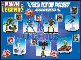 captain america figurines