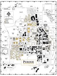 purdue university maps
