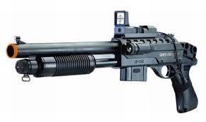 air soft shotguns
