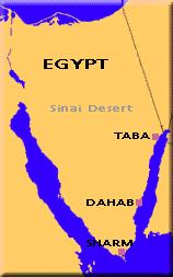 dahab map